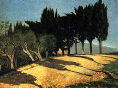 Giuseppe Abbati - circa 1860
