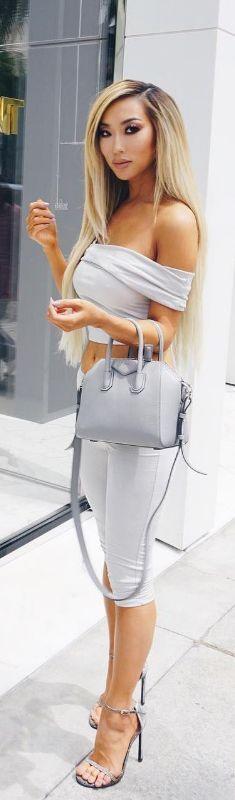 Givenchy // Clothing by /wantmylook/, Handbag Givenchy // Fashion look by Arika Sato
