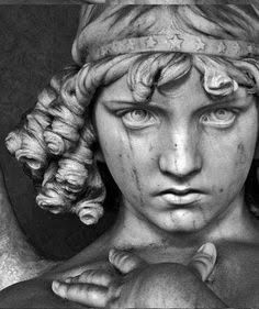 Image result for esculturas gregas anjos
