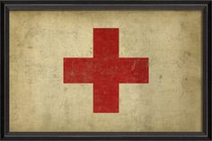 BC Red Cross Flag