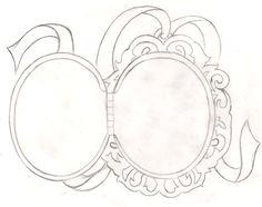 Locket Tattoo by ~Metacharis on deviantART