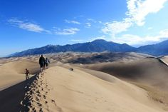 High Dune Trail | 17 Colorado Trails That Should Be On Every Hiker's Bucket List
