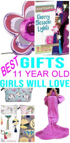 Best Gifts For 11 Year Old Girls In 2017 Cool Gifting Ideas For Any Occasion Great Gifts And