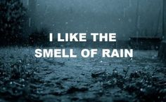 ♦ rain