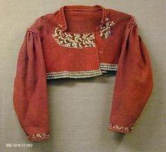 Trøye - Telemark Museum / DigitaltMuseum Hand Embroidery, Bell Sleeve Top, Scandinavian, Sweaters, Museum, Clothes, Beauty, Patterns, Future