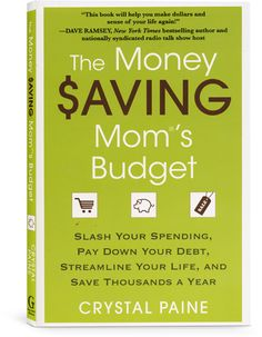 The Money Saving Mom®'s Budget 50% Off!  TODAY ONLY!