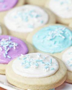 Makes two dozen cookies.