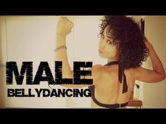 Coffee talk: male belly dancing
