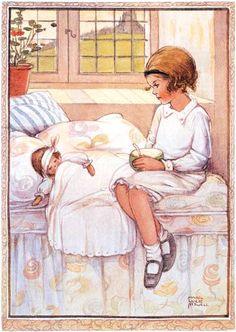 Illustrator: Mabel Lucie Attwell