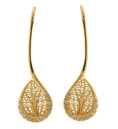 Eleuterio Jewels Gold Filigree, Modern Jewelry, Crowns, Flora, Diamonds, Jewels, Jewellery, Black And White, Yellow