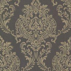 Diane Charcoal Texture 2686-22015