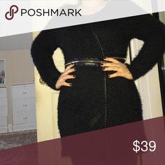 Fuzzy coat Large Jackets & Coats