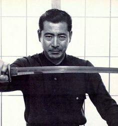 Toshiro Mifune | #WotA: Insp. for #Yeras — who is described as being a lion of a man in both personality and on the battlefield in spite of being a slave
