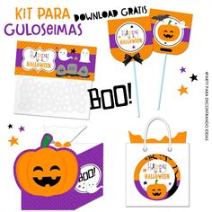 Kit Festa Halloween