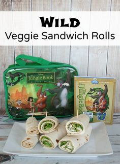 Fun #JungleFresh Veggie Sandwich Rolls #shop #cbias