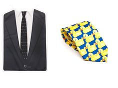 How I Met Your Mother Barney's Awesomeness Bundle (Ducky Tie and Brobib)