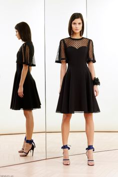 Alexis Mabille Pre-Fall 2014 collection