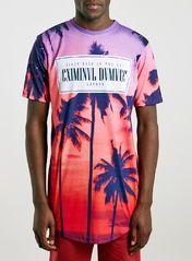 Criminal Damage Print T-Shirt*