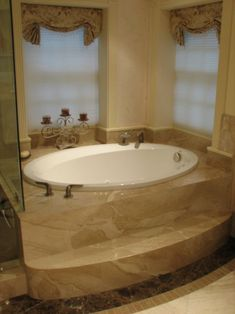 picture of jacuzzi bath tubs in meditterenean house - Google Search