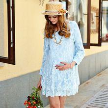 M & c primavera mujer embarazada vestidos de maternidad, ropa, ropa nueva mujeres dress top primavera modelos de moda de verano(China (Mainland))
