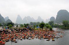 #Yangshuo, Guilin, Guangxi Province, China