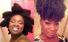 20 Naturalistas You Should Follow on Instagram  Get the best tips, newest styles and latest in natural hair on Instagram by following our favorite go-to girls