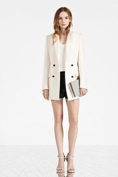 Reiss Spring/Summer Womenswear Lookbook - Look 01