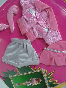 Vtg Barbie Superstar 80s Doll Clothes Animal Lovin Fashion 1593 1988   eBay