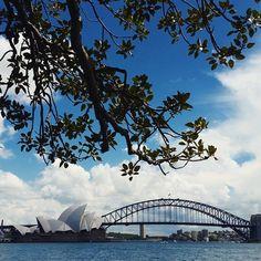 From Mrs Macquaries Chair, Sydney, Australia