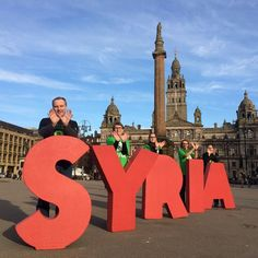 5 years of broken promises and lives. No more. We're joining hands in Scotland #withSyria  See new report 'Fuelling the Fire' at https://www.oxfam.org/en/research/fuelling-fire