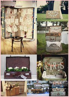 svadebnyj-vintazhnyj-chemodan_2 #wedding #vintage