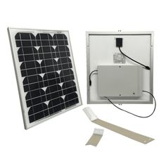 Solar Power Residential Complete Package #FlagCo #FlagpoleBeacon #FlagpoleLighting #Solar