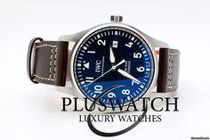 """Erbjudande för IWC Pilot Mark: 32793kr IWC Pilot's Watch Mark XVIII Edition """"Le Petit Prince"""", Referens IW327004 327004; Stål; Automatisk; Skick 0 (oanvänd); År OVER THAN 1700 TRUST CHECKO"""