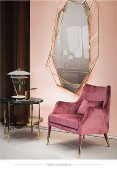 Home Decor Inspiration to Last You All September Long  www.essentialhome.eu/blog   #midcentury #architecture #interiordesign #homedecor