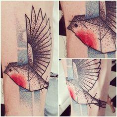 #tattoo #tattoowork #work #bird