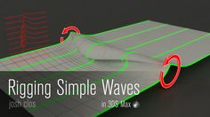 3DS Max Tutorial - Rigging Waves on Vimeo