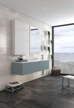 Dansani Calidris medium Shape i spesialfarge, 180 cm. Steam Shower Cabin, Modern Bathroom Tile, Modern Bathrooms, Lime Paint, Fireclay Tile, Super White, Danish Design, Mid-century Modern, Kitchens