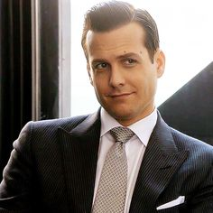 Well I have a crush! :p Guys please learn to wear suits!