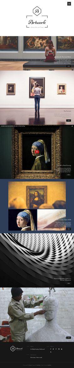 Mejores 55 imágenes de Wordpress Themes en Pinterest | Drupal ...