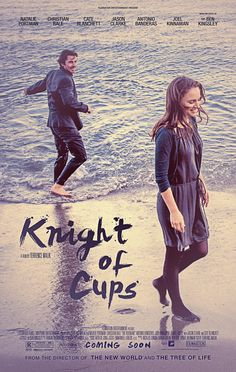 knight of cups poster - Google Search