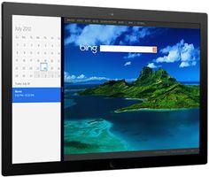 Bing und Windows 8