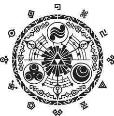 Legend of Zelda Door of Time Decal by VendibleVinyl on Etsy
