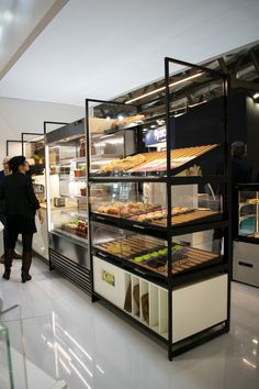 URBAN wall bread display, retros, expositeurs à pain JORDAO COOLING SYSTEMS 2019