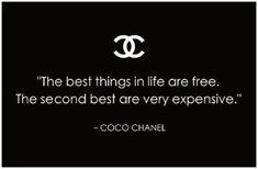 Coco Chanel #fashion #cocochanel #quotes