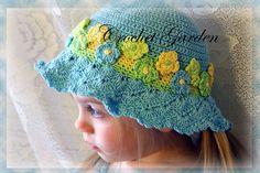 Ravelry: Blossoming Beauty Sundress - Toddler Version pattern by Lisa Naskrent