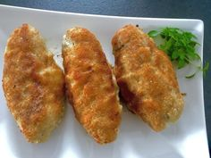 Kotlety Twardowskiego - Blog z apetytem Polish Recipes, Polish Food, Monkey Business, Baked Potato, Food To Make, Zucchini, Recipies, Appetizers, Food And Drink