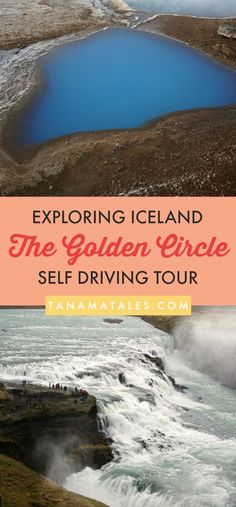 #Iceland – Things to Do and Travel Tips – The Golden Circle is, without a doubt, Iceland's most popular tourist route. It is ideal for those who want to experience the country in a short period of time and can be done as a day trip from Reykyavik (in summer or winter).  Here are my suggestions on how to do a self-driving tour (road trip!) stopping at Thingvellir National Park (Silfra), Gullfoss, Geysir and the Kerid Crater. #travel #daytrip #gateway #Reykyavik #GoldenCircle #hiking #nature