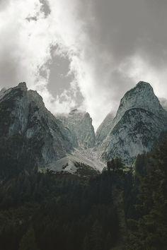 ¯\_(ツ)_/¯Weitkar, Dachsteingebirge By Blunzntischler