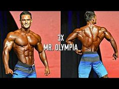 Jeremy Buendia 3X Mr. Olympia Men's physique Champion | Aesthetic Fitnes...
