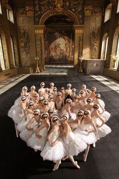 Royal Ballet, London